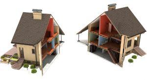 Экспертиза по разделу жилого дома в натуре