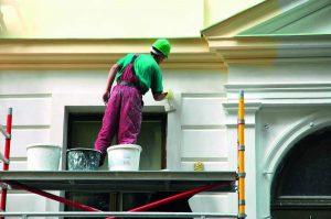 Строительная экспертиза выполнения фасадных работ