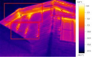 Тепловизионное обследование в Подмосковье