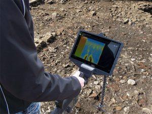 Обследование с применением георадара для глубинного поиска: цены