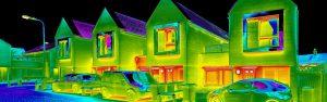 Тепловизионная съемка зданий