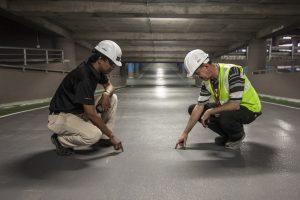 Приемка выполненных строительно-монтажных работ