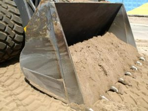 Анализ песка