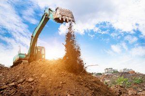 Строительная экспертиза выполненных земляных работ