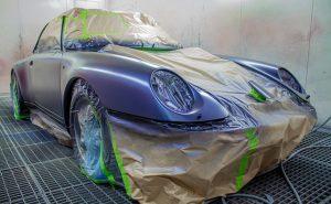 Экспертиза лакокрасочного покрытия автомобиля