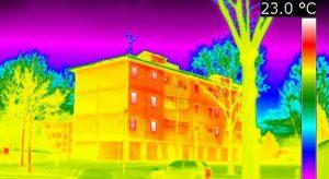 Тепловизионное обследование: задачи исследования