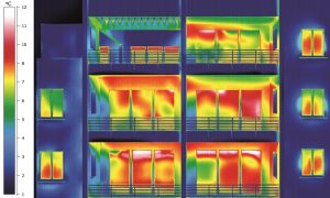 Тепловизионное обследование квартир