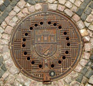 Обследование наружных сетей канализации