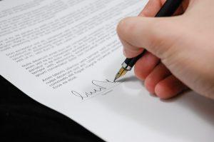 Приемка выполненных работ по договору подряда
