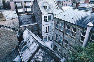 Обследование жилых зданий
