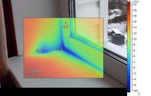 Теплотехническое обследование ограждающих конструкций