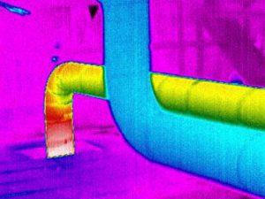 Тепловизионное обследование труб