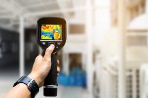 Тепловизионный контроль оборудования