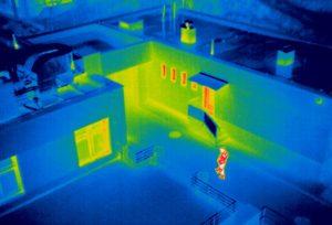 Тепловизионное обследование в Москве