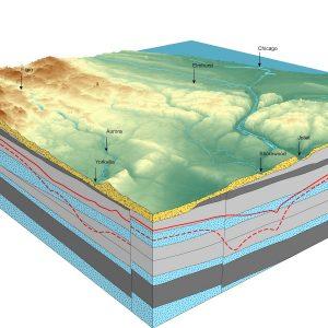 Услуги по определению глубины свай георадаром