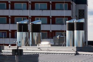 Техническое обследование систем вентиляции