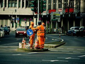 Строительная экспертиза выполнения дорожных работ
