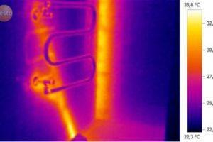 Тепловизионное обследование трубопроводов